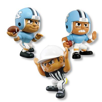 North Carolina Tar Heels Lil Teammates 3-pc. Collectible Team Set