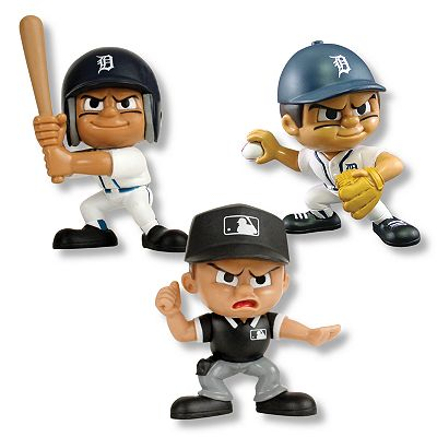 MLB Detroit Tigers Lil' Teammates 3-pc. Collectible Team Set