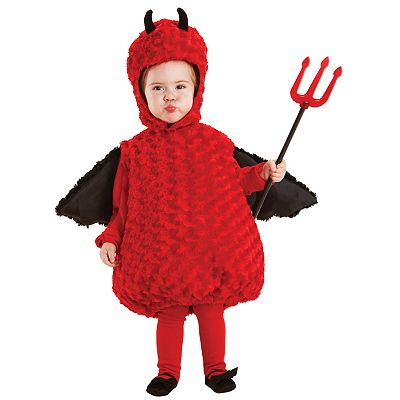 Lil' Devil Costume - Kids