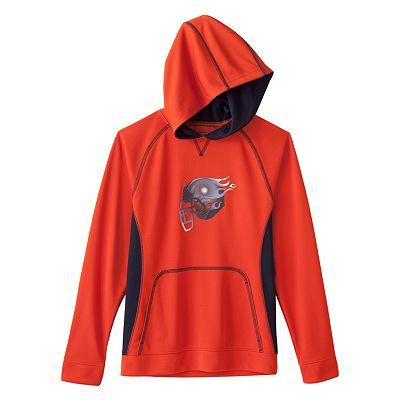 Tek Gear Football Thermal Hoodie - Boys 8-20