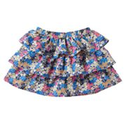 OshKosh B'gosh Floral Tiered Scooter - Girls 4-6x