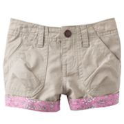 OshKosh B'gosh Solid Shorts - Girls 4-6x