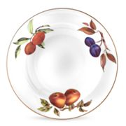 Royal Worcester Evesham Gold 4-pc. Soup Plate Set