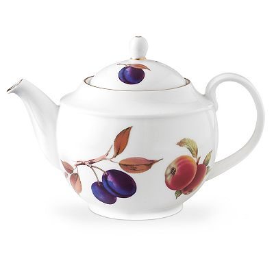Royal Worcester Evesham Gold 48-oz. Teapot