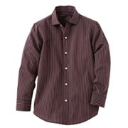 Asymmetrical-Striped Shirt - Boys 8-20