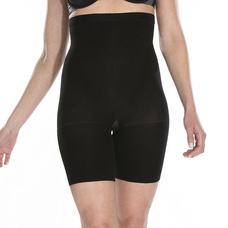 ASSETS Red Hot Label by Spanx High-Waist Mid-Thigh Slimmer - 1842
