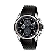 Citizen Eco-Drive Stainless Steel Chronograph Watch - CA0420-07E - Men