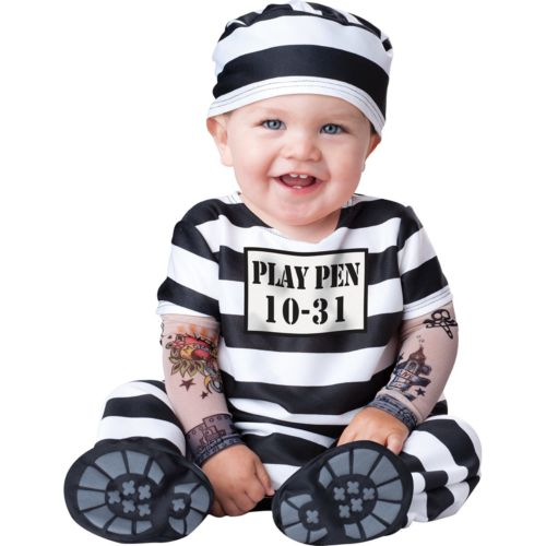 Time Out Costume – Baby/Toddler