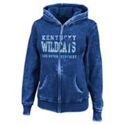 Kentucky Wildcats Sport Princess II Burnout Fleece Hoodie - Women
