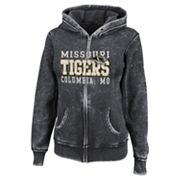 Missouri Tigers Sport Princess II Burnout Fleece Hoodie - Women