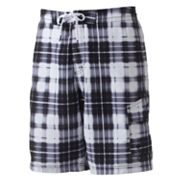 Speedo Breaker Plaid E-Board Shorts