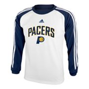 adidas Indiana Pacers Speedwick Performance Tee - Boys 8-20