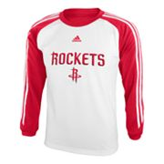 adidas Houston Rockets Speedwick Performance Tee - Boys 8-20