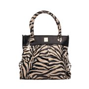 Kalencom City Slick Zebra Diaper Bag Set