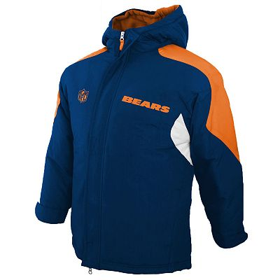 Chicago Bears Midweight Jacket - Boys 8-20
