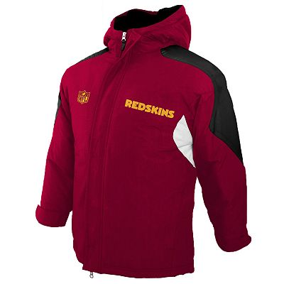 Washington Redskins Midweight Jacket - Boys 8-20