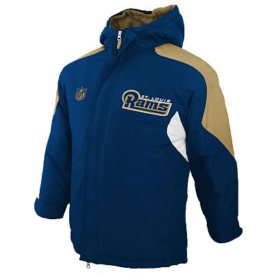 St. Louis Rams Midweight Jacket - Boys 8-20