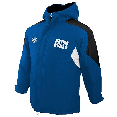 Indianapolis Colts Midweight Jacket - Boys 8-20