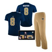 St. Louis Rams Sam Bradford Pajama Set - Boys 8-20