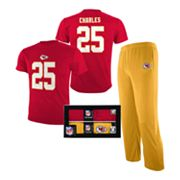 Kansas City Chiefs Jamaal Charles Pajama Set - Boys 8-20