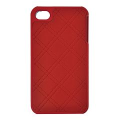 Case Logic Leather Quilted iPhone 4 Cell Phone Case