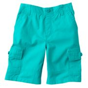 SONOMA life + style Canvas Cargo Shorts - Boys 4-7