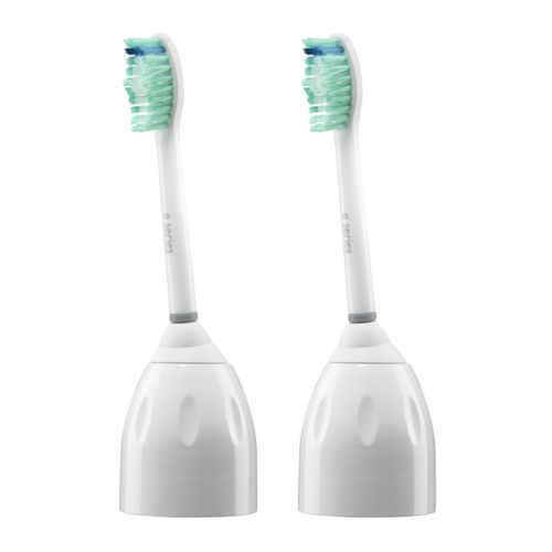 Sonicare E-Series 2-pk. Replacement Brush Heads