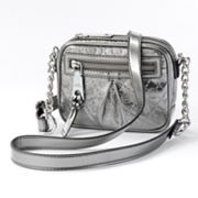 Dana Buchman Patent Cross-Body Bag