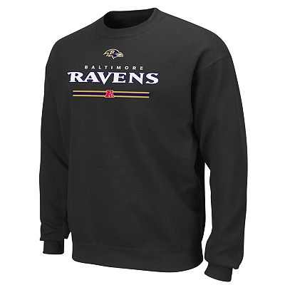 Baltimore Ravens Critical Victory VI Sweatshirt - Men