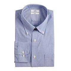 5df76a1b50df Mens CROFT & BARROW classic fit croft & barrow easy care button down collar dress  shirt