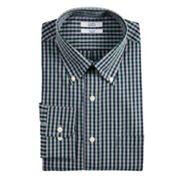 Men's Croft & Barrow® Classic-Fit Easy-Care Button-Down Collar Dress Shirt