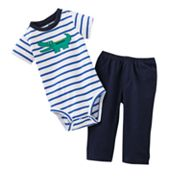 Carter's Striped Bodysuit and Pants Set - Baby