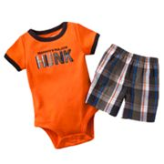 Carter's Mommy's Major Hunk Bodysuit and Shorts Set - Baby