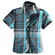 Tony Hawk Plaid Woven Shirt - Toddler