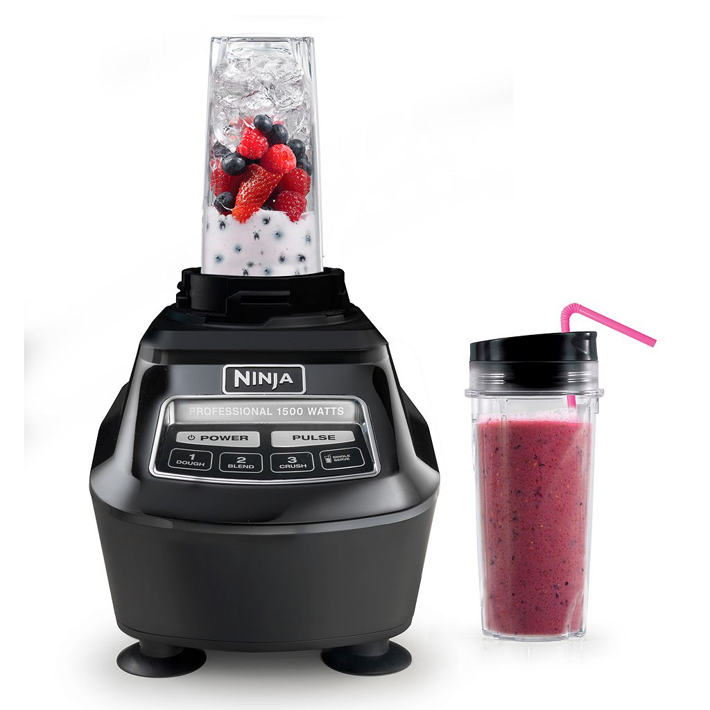 Ninja Mega Complete Kitchen System 1500 Blender and Food Processor