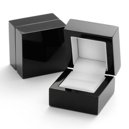 14k White Gold 1-ct. T.W. IGL Certified Diamond Wedding Ring