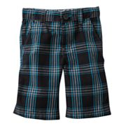Tony Hawk Roundabout Plaid Shorts - Boys 4-7x