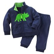 Carter's Dinosaur Cardigan and Pants Set - Baby