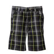 Tony Hawk Mirror Plaid Shorts - Boys 4-7x