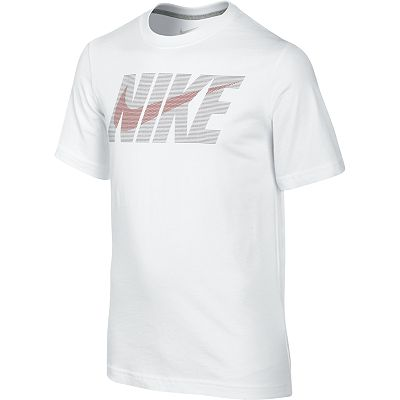 Nike Novelty Swoosh Tee - Boys 8-20