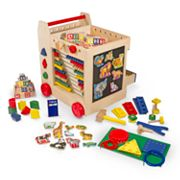 Melissa and Doug Activity Cart