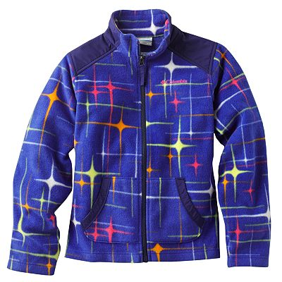 Columbia Complex Cruiser Star Fleece Jacket - Girls 7-16
