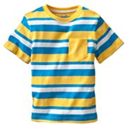 Jumping Beans Striped Tee - Toddler