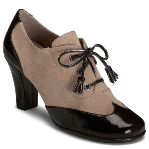 A2 By Aerosoles Stroler Oxford Dress Heels
