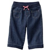Jumping Beans Denim Capris - Toddler