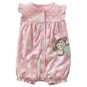 Carter's Monkey Polka-Dot Creeper - Baby