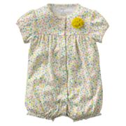 Carter's Floral Creeper - Baby