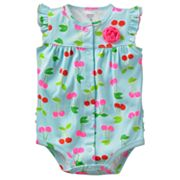 Carter's Cherry Bodysuit - Baby