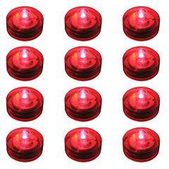 LumaBase 12-ct. Waterproof LED Lights
