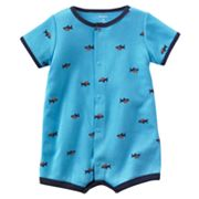Carter's Shark Creeper - Baby